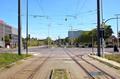2019-09-21 Umbau Bahnhof Cottbus (Stadtring intersection, looking east).png