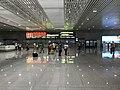 201908 Ticket Arae of CR Shuangliu Airport Station.jpg