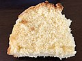 2020-04-24 15 40 35 A slice of pound cake in the Franklin Farm section of Oak Hill, Fairfax County, Virginia.jpg