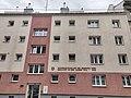 2020-05-11 Gemeindebau Graumanngasse12 Ullmannstrasse9 entrance front.jpg