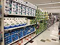 2020-07-18 19 31 27 Fully stocked paper towel and bathroom tissue shelves within the Giant supermarket at Franklin Farm Village Shopping Center in the Franklin Farm section of Oak Hill, Fairfax County, Virginia.jpg