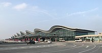 202001 Domestic Terminal of Hangzhou Xiaoshan International Airport.jpg