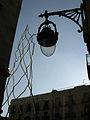 21 Fanal i monument als Castellers, pl. Sant Miquel.jpg