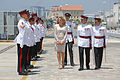 21 Gun Salute in Gibraltar marking the birth of Prince George of Cambridge.jpg