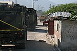 22nd Marine Expeditionary Unit, travels through Grand Goave en route to Petit Goave, Haiti, Jan. 24. DVIDS245458.jpg