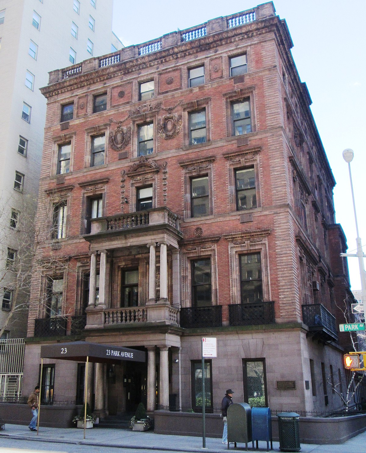 Historic Apartment Buildings New York City
