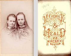 2 girls by McCormick and Heald of 22 Winter Street in Boston USA.png