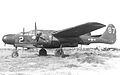 420th Night Fighter Squadron YP-61 at RFC Ontario 1945.jpg