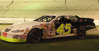 ARCA Menards Series - Michael Simko's ARCA car at Salem Speedway, Indiana