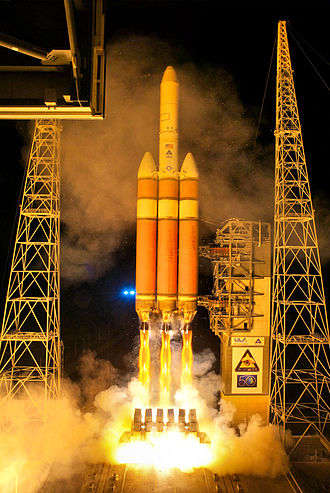 45th Space Wing - The 45th Space Wing successfully launched a Delta IV-Heavy rocket carrying the NROL-32 classified payload for the National Reconnaissance Office 21 November 2010 from Cape Canaveral Air Force Station.