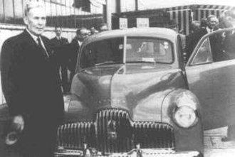1948 in Australia - Launch of the first Holden