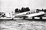 4X-ADQ Arkia Beech 18, 1958 MGGoldman Collection.jpg
