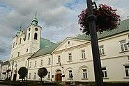 4 Rzeszów, zespół klasztorny pijarów, 1642-1646, 1703-1707