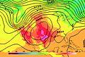 500mb Height Field & 2m Temperature at 0z September 6th, 2000.jpg