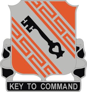 50th Expeditionary Signal Battalion - Distinctive Unit Insignia