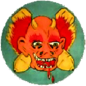 557th Flying Training Squadron - Emblem of the World War II 557th Bombardment Squadron