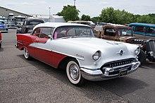 1955 oldsmobile ninety-eight holiday coupe
