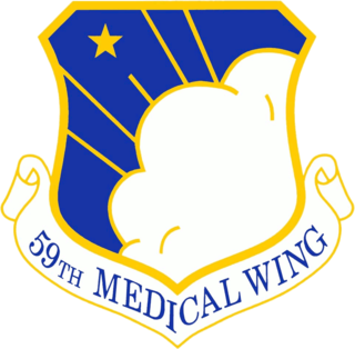 59th Medical Wing government organization in San Antonio, United States