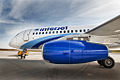 6090SSJ100 for Interjet - Painting the livery (8465013830).jpg