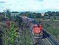 6 Roger Puta Shots of a VIA Train and a CN Train (31888097182).jpg