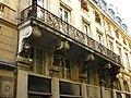 6 rue de Valois, balcon.jpg
