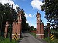 724123 pow krakowski gm krzeszowice Tenczynek brama zwierzyniecka 06.JPG