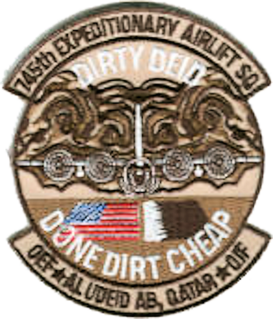745th Expeditionary Airlift Squadron