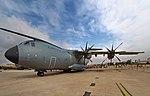 75 Aniversario de la Academia General del Aire Airbus A400M (42701425461).jpg