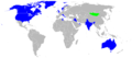 800px World operators of the C-130J Hercules.png