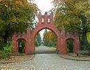 Südfriedhof, Gesamtkomplex