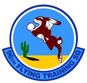 96th Flying Training Squadron - Image: 96th Flying Training Squadron