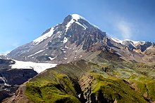 Kazbegi Mountain