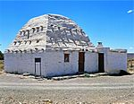 Beehive shaped rooms about five metres in diameter and seven metres in height. Originally the floors Far to the north of Beaufort West stretch the hard, parched plains of Williston and Canarvon. On many farms in that area corbelled houses or so-called klip rondawels may still be seen. These dwellings are interesting examples of the ingenuity of the earli Type of site: Corbelled House Previous use: Residential:Single. Current use: Residential:Dwelling. These peculiar corbelled houses are examples of the ingenuity of the first settlers in this area and are important relics of the cultural and national architectural history in South Africa.