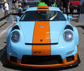 5. 9ff GT9-R (260 mph)