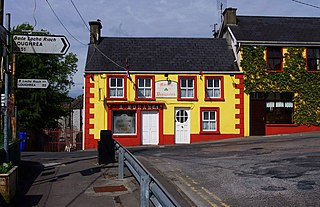 Woodford, County Galway Town in Connacht, Ireland
