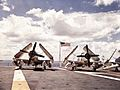 AD-6s of VA-115 on USS Kitty Hawk (CVA-63) in 1961.jpg