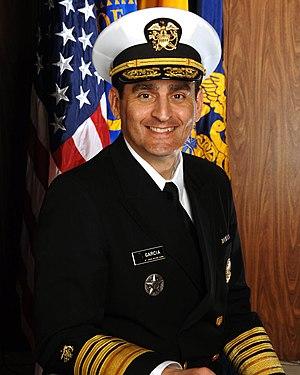 Joxel García - Admiral Joxel García, USPHS former Assistant Secretary for Health