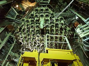Zwentendorf Nuclear Power Plant - Image: AKW Zwentendorf inside 1