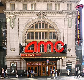 illustration de AMC Theaters