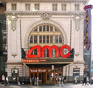 Empire Theatre (42nd Street) former theater and movie theater in New York City