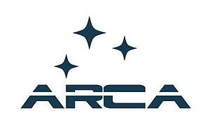 ARCA Space Corporation - Image: ARCA logo 300x 177