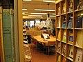 ASC Leiden - Library - Main table and service desk - 2017.jpg
