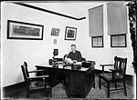 A Minister working in his office (St Stephens) (4903289287).jpg