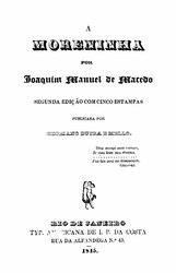 Joaquim Manuel de Macedo: A Moreninha