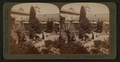 A Pleasant retreat from the world, Gardens of the Old Santa Barbara Mission, California, from Robert N. Dennis collection of stereoscopic views 4.png