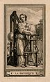 A female figure with a vacuum pump; representing physics. Et Wellcome V0007496ER.jpg