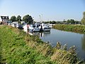 A mooring creek off the Great Stour - geograph.org.uk - 1010532.jpg