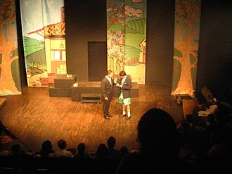 Prithvi Theatre - A play performance at Prithvi Theatre, Mumbai