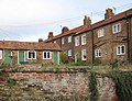 A row of terraced Victorian cottages - geograph.org.uk - 1208692.jpg