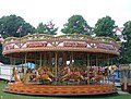 A traditional merry-go-round on Faversham Recreation Ground - geograph.org.uk - 812980.jpg
